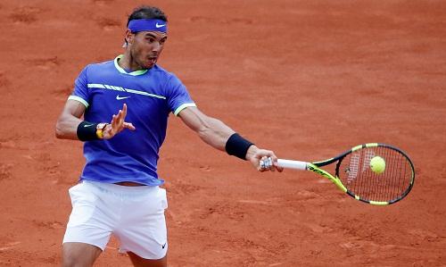 Nadal chỉ cho đối thủ thắng một game ở vòng ba Roland Garros