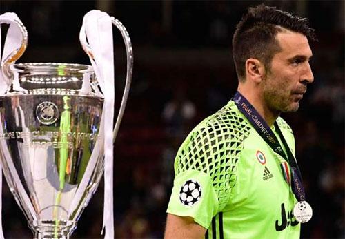 """Juventus """"lập"""" kỷ lục mới về số lần thua trong trận chung kết"""