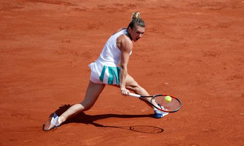 Halep nhẹ nhàng vượt qua vòng bốn Roland Garros