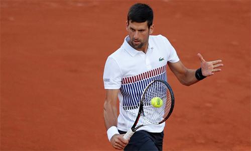 Djokovic tái ngộ Dominic Thiem ở tứ kết Roland Garros
