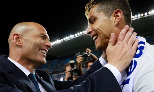 Zidane đã thay đổi Ronaldo như thế nào