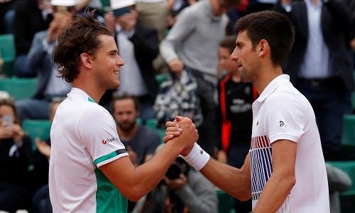 Thiem khiến Djokovic thành cựu vương tại Roland Garros