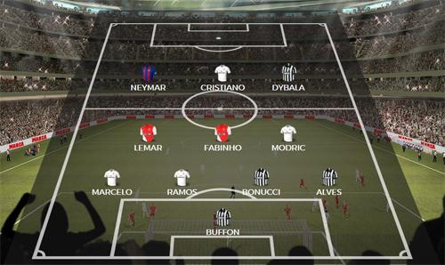 france-football-loai-messi-khoi-doi-hinh-tieu-bieu-champions-league