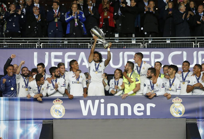 17 tháng vàng son của Zidane trên ghế HLV Real