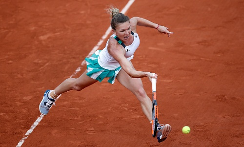 Ostapenko đấu Halep ở chung kết Roland Garros 2017