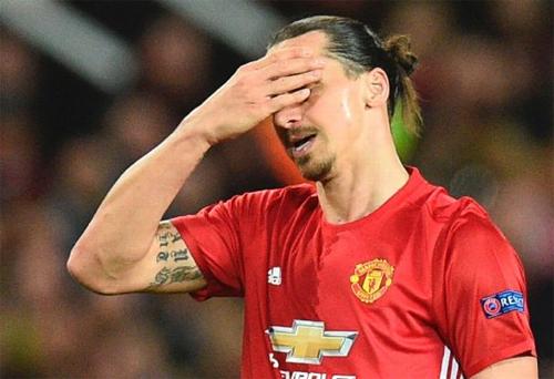 Man Utd sắp chia tay Ibrahimovic