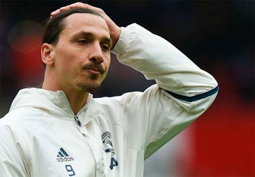 Man Utd thanh lý hợp đồng với Ibrahimovic
