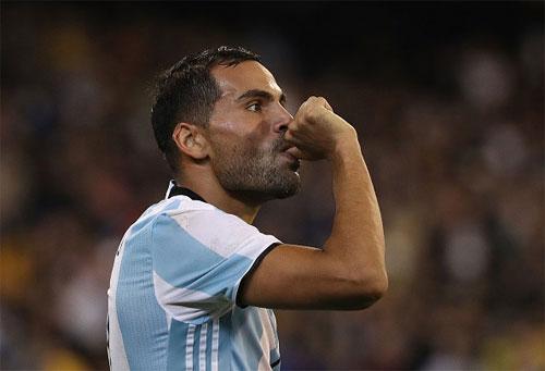 Argentina thắng Brazil trong trận ra mắt của HLV Sampaoli