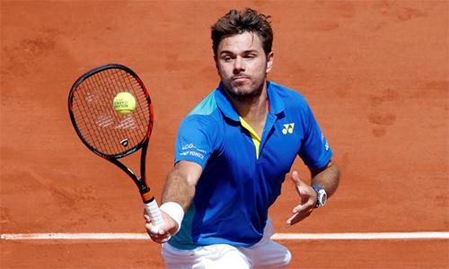 Wawrinka đòi nợ Murray, vào chung kết Roland Garros