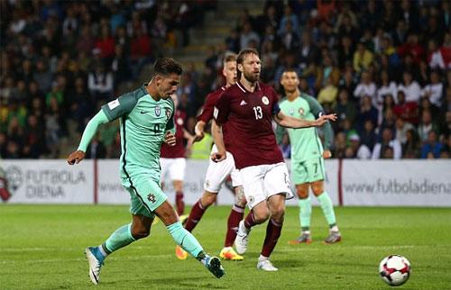 Ronaldo, Bồ Đào Nha, vòng loại World Cup 2018