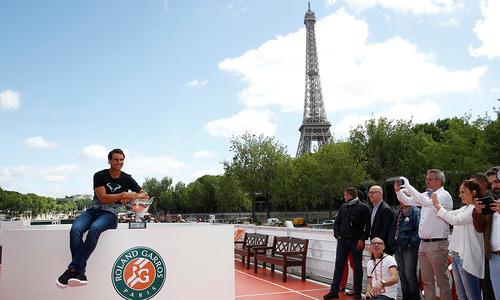 Rafael Nadal: Bá vương phong trần