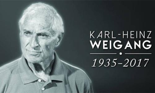 Cựu HLV tuyển Việt Nam Karl-Heinz Weigang qua đời