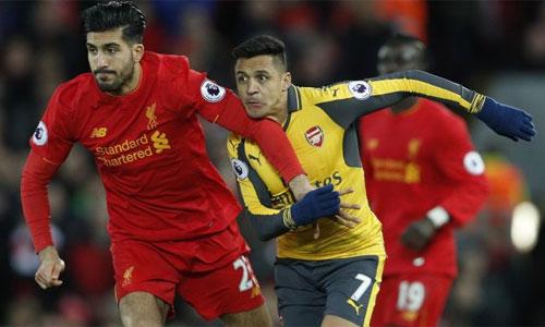 Liverpool đại chiến Arsenal, Man City ngay đầu Ngoại hạng Anh mùa mới