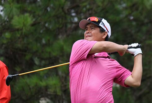Golfer Việt Nam giành vé đánh giải châu Âu - ảnh 1
