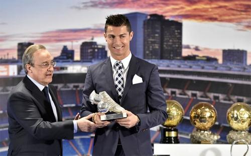 Perez: Ronaldo quan trọng hơn tất cả những người khác ở Real - ảnh 1