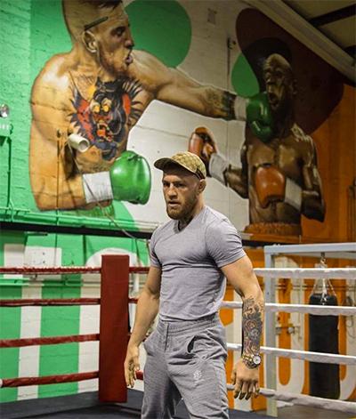 McGregor dự đoán sẽ đấm knock-out Mayweather
