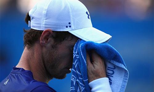"""Murray, Wawrinka thua ngay vòng một Queen""""s"""