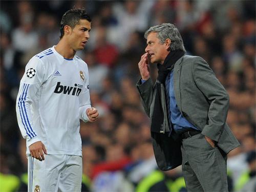 Mourinho phản đối việc đưa Ronaldo trở lại Man Utd