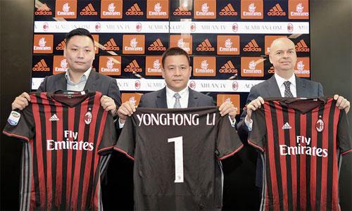 Trung Quốc điều tra thương vụ mua AC Milan