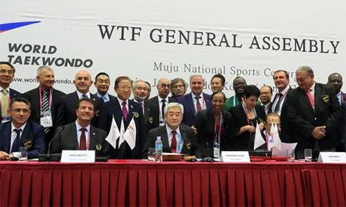 Liên đoàn Taekwondo Thế giới đổi tên vì trùng cụm viết tắt nhạy cảm