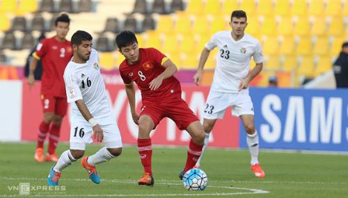 Xuân Trường, Công Phượng, Tuấn Anh triệu tập đá vòng loại U23 châu Á
