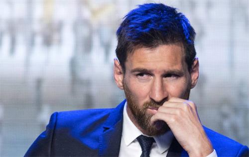 Báo Tây Ban Nha đưa tin Quỹ Messi giấu bớt tiền từ thiện