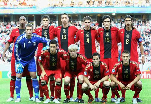 Vì sao bóng đá Đức liên tục sản sinh ra các tài năng