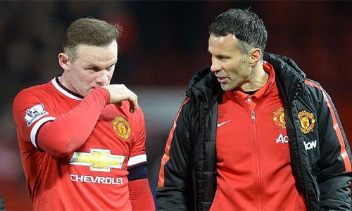 """Giggs: """"Rooney có thể ở lại Man Utd nếu chấp nhận vai trò mới"""""""