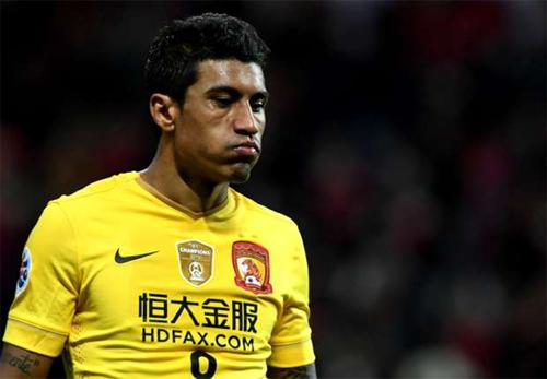 Paulinho thích thú với cơ hội chuyển từ Trung Quốc về Barca