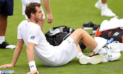 ĐKVĐ Murray khởi đầu thuận lợi ở Wimbledon