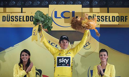 Cua-rơ Xứ Wales thắng chặng đầu Tour de France 2017
