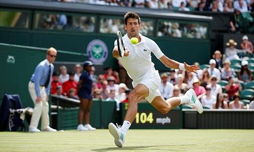 Djokovic đi tiếp tại Wimbledon khi đối thủ bỏ cuộc