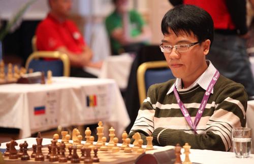 Quang Liêm về nhì World Open 2017, sẵn sàng cho giải Siêu đại kiện tướng