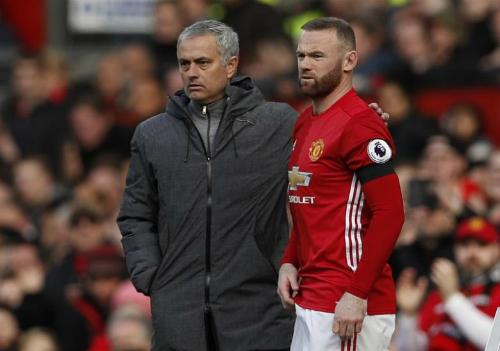"""Mourinho: """"Tôi không thể ngăn cản khi Rooney muốn trở lại Everton"""""""
