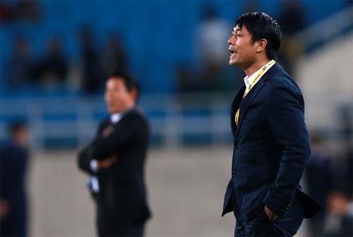 HLV Hữu Thắng phản bác bầu Đức về mục tiêu vô địch SEA Games 2017