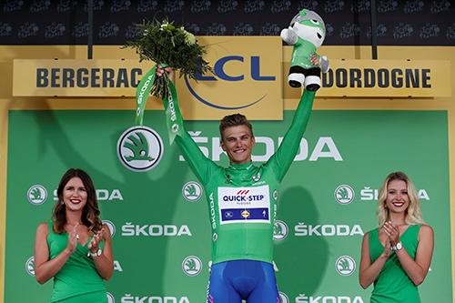 Kittel nước rút ngoạn mục, phá kỷ lục nước Đức tại Tour de France