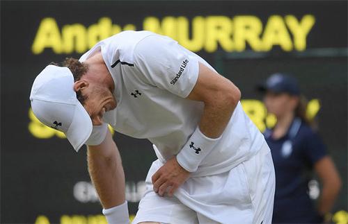Murray thành cựu vô địch Wimbledon sau năm set kịch tính