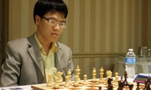 Quang Liêm có chiến thắng đầu tay ở giải Siêu đại kiện tướng