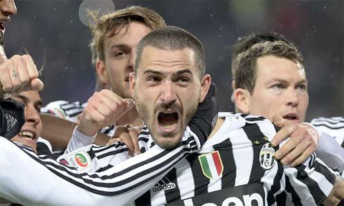 Bonucci rời Juventus, gia nhập AC Milan