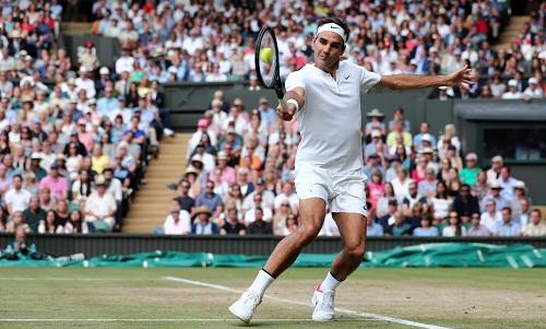 Federer gặp Cilic ở chung kết Wimbledon