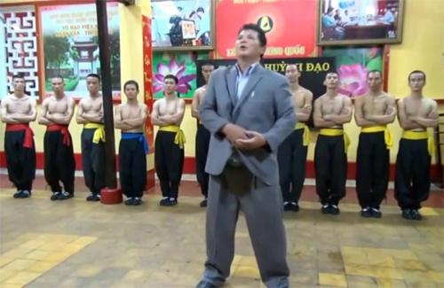 Cao thủ Vịnh Xuân không chấp nhận lời thách đấu của các võ sư Việt