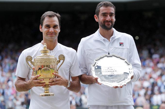 Cilic khóc nức nở vì chấn thương khi đấu Federer