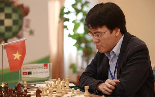 Bị cầm hoà, Quang Liêm vẫn còn cửa vô địch giải Siêu đại kiện tướng