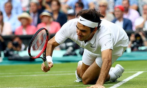 Roger Federer vô địch Wimbledon: Viết tiếp huyền thoại bất tử