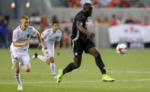Lukaku lần đầu ghi bàn, Man Utd tiếp tục thắng trên đất Mỹ - ảnh 1