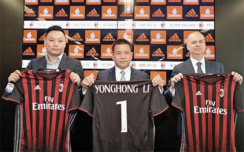 AC Milan hồi sinh nhờ dòng tiền từ Trung Quốc - ảnh 1