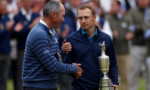 Jordan Spieth vô địch British Open