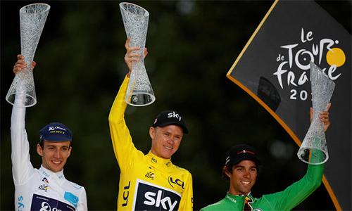 Froome vô địch Tour de France 2017 trước nghi ngờ từ Armstrong