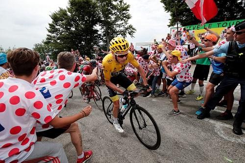 Tour de France 2017 và dấu ấn từ tình đồng đội ở Team Sky