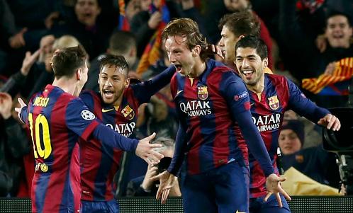 """Rakitic: """"Neymar không thể gây ảnh hưởng ở PSG như Barca"""""""